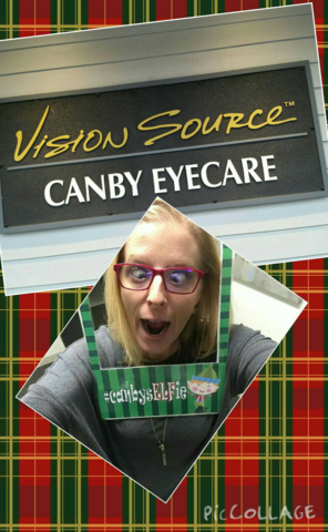 Canby Eyecare Selfie