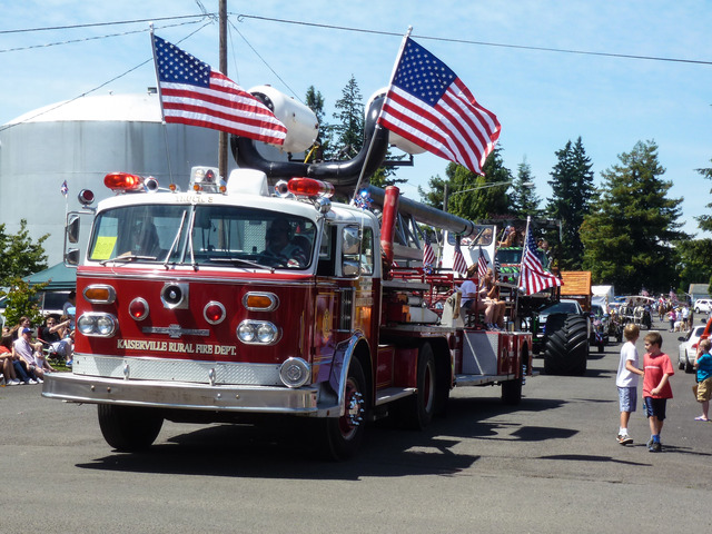 Canby 4th of July Parade