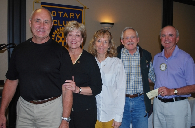 Rotarians Big Hearts