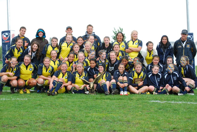 Canby Girls Rugby 2010 Undefeated State Champions